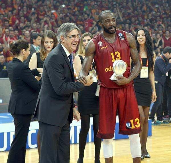 Stephane Lasme: Bu kupa her şeyden önemli