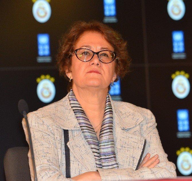 Galatasaray'dan Undp İle İşbirliği