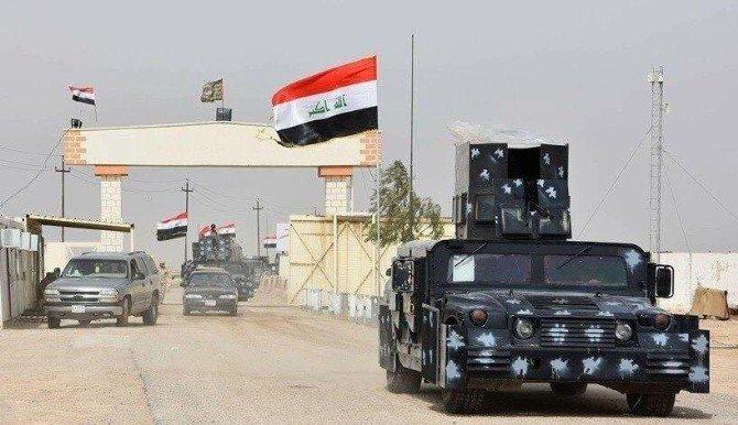 Tuzhurmatu'ya Bağdat'dan Polis Sevkıyatı