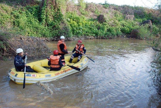 33 Gün Önce Nehre Düştü, Hala Bulunamadı