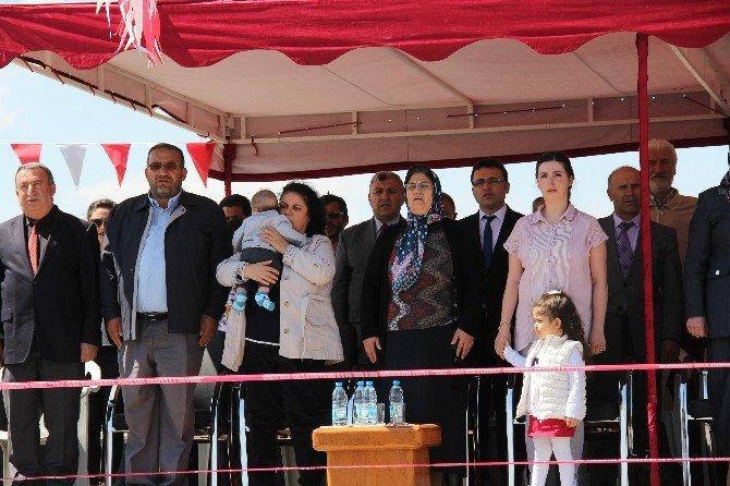 İncesu Belediyesi Şehit Rahmi Yılan Anısına Yaptığı Parkın Açılışı Yaptı