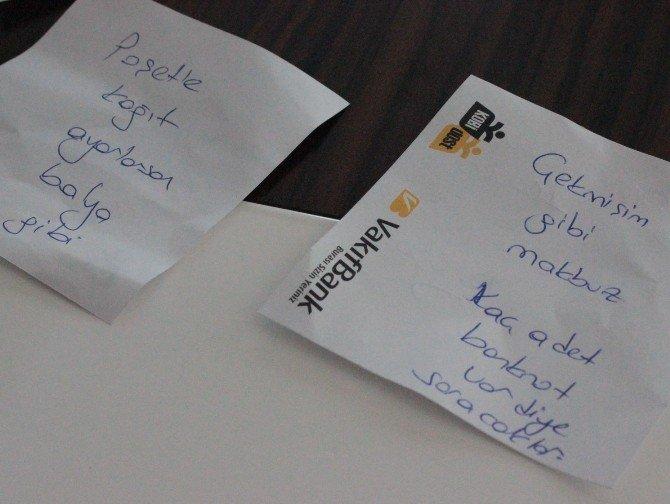 Banka Memuru İle Yazışarak Dolandırılmaktan Kurtuldu