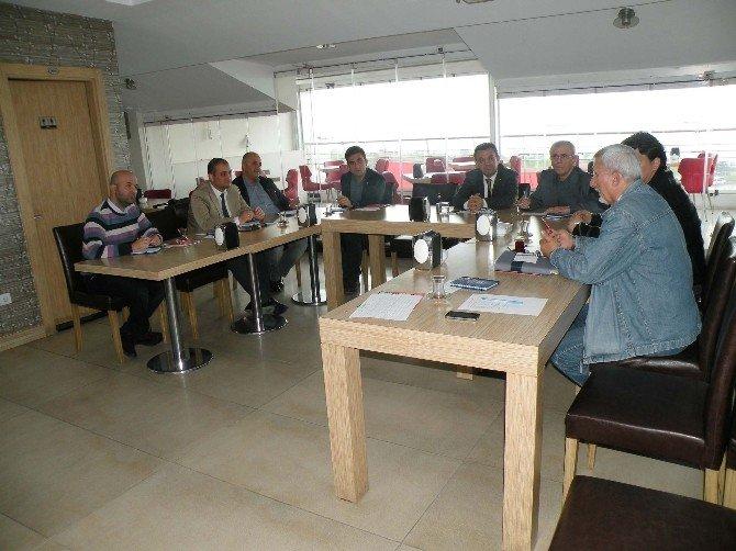 Mmo'da Komisyonlar Çalışmaya Başladı