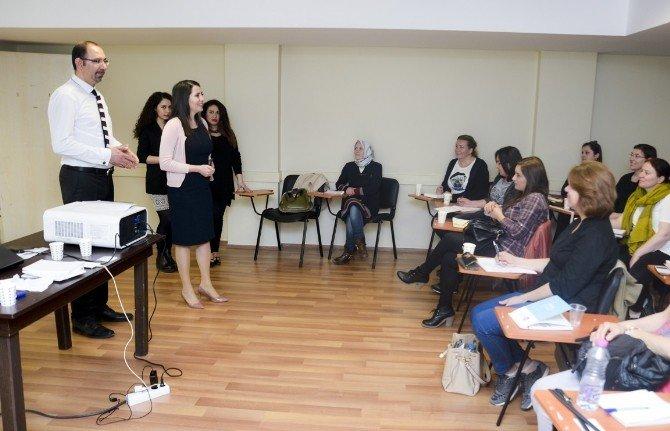 Maltepeli Kadınlara Girişimcilik Eğitimi