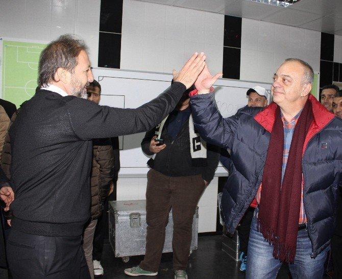 Başkan Ergün'den Manisaspor'a Büyük Destek