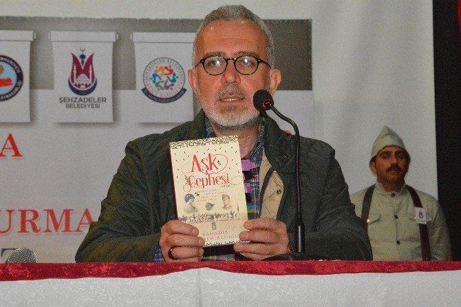 Manisalı Yazar TRT'nin Yeni Dizisinde Rol Alacak