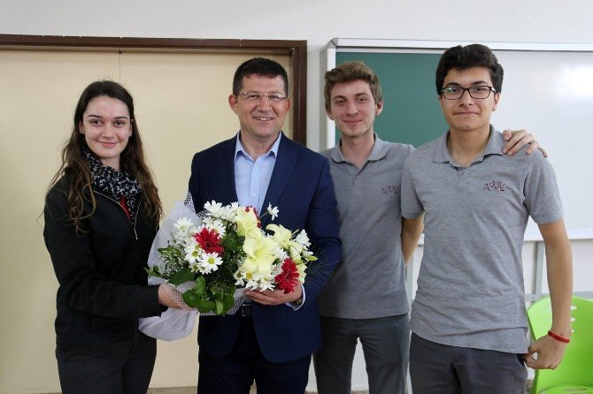 Başkan Subaşıoğlu Tecrübelerini Paylaştı