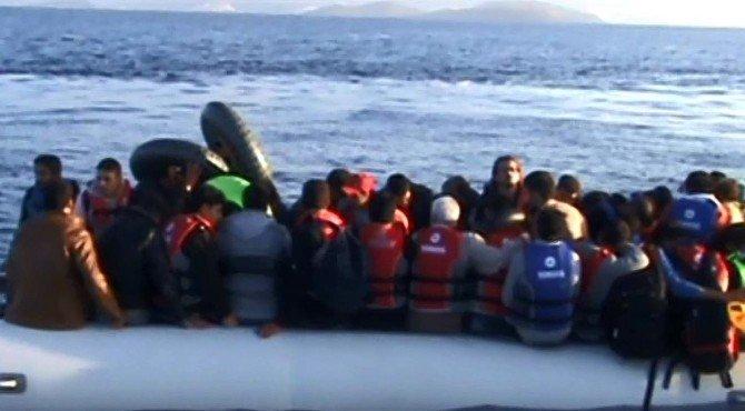 Bodrum'da İnsan Kaçakçılarına Büyük Darbe