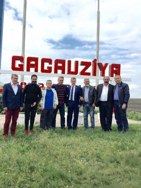 Muratpaşa Ve Gagavuzya Arasında Dostluk Köprüsü