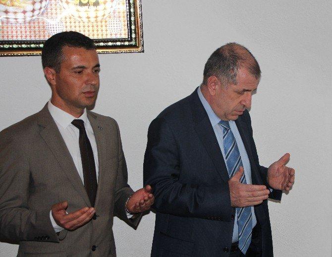 MHP Genel Başkan Adayı Ümit Özdağ Bilecik'te