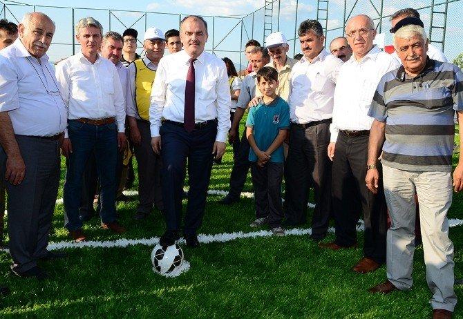 Pamukkale'de Futbol Şöleni Başlıyor