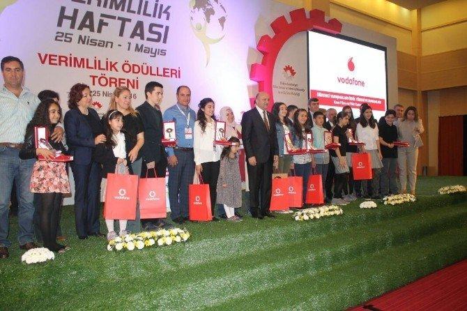 Cunda Mesleki Ve Teknik Anadolu Lisesi'nden Türkiye 3.lüğü