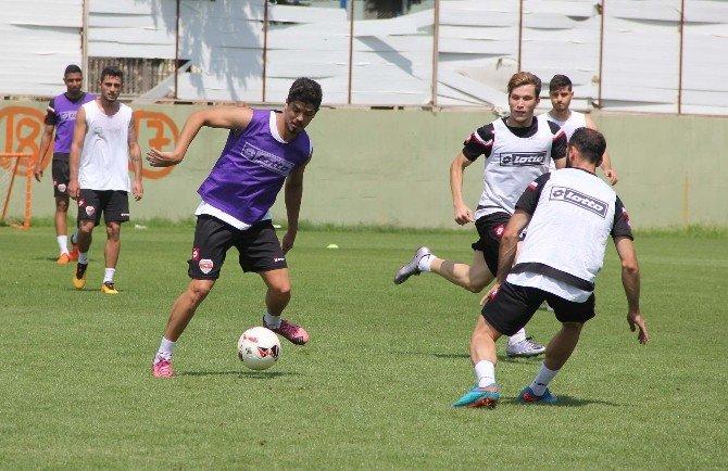 Şampiyon Adanaspor'da Hazırlıklar Sürüyor