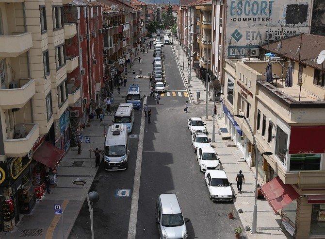 Şal Sokak Yenilendi