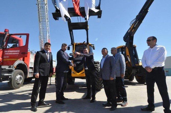 Adana Belediyesi De Mst'yi Tercih Etti