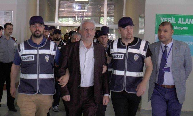 Fetö/pdy Operasyonunda Gözaltına Alınan 25 Kişi Adliyeye Sevk Edildi