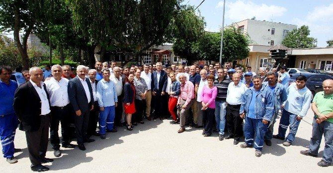 Seyhan Belediyesi'nde Toplu İş Sözleşmesi İmzalandı