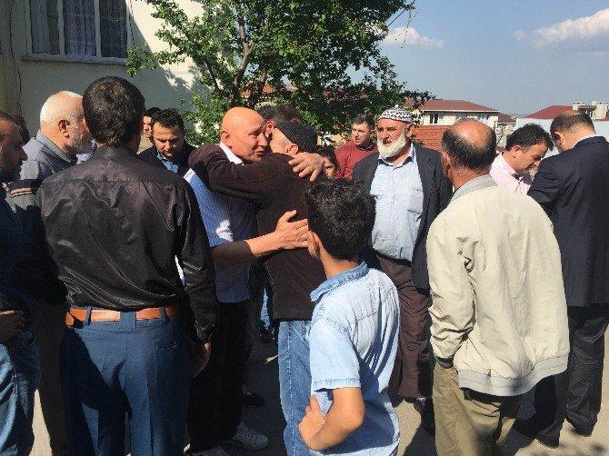 Şırnak'ta Şehit Düşen Üstteğmen Çelik'in Acı Haberi Baba Evine Ulaştı