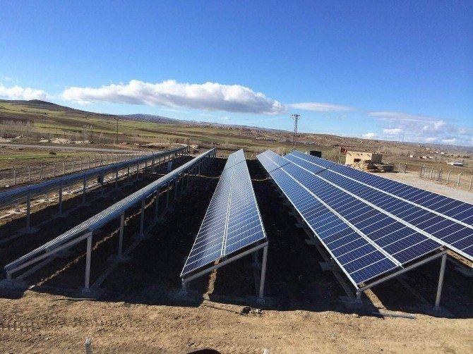 İl Özel İdaresi Enerjisini Güneş Panellerinden Sağlayacak