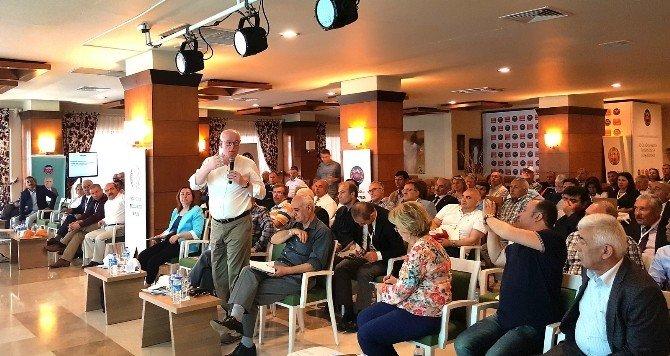 Başkan Kurt, Belediyeler Birliği Genel Kurulunda Konuştu,