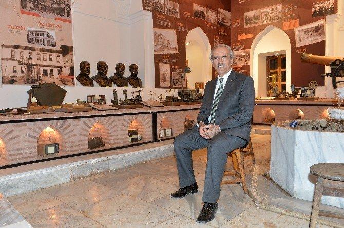 'Müze Kente Yeni Bir Müze Daha