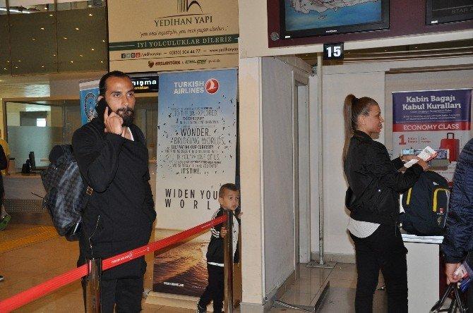 Erkan Zengin, Trabzon'dan Ayrıldı