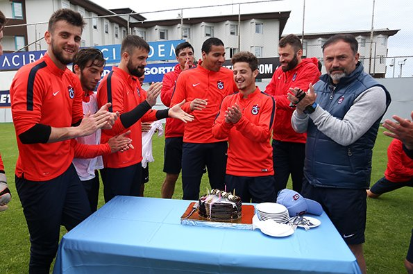 Sıkıntılı Trabzonspor, Eskişehirspor maçına hazırlanıyor