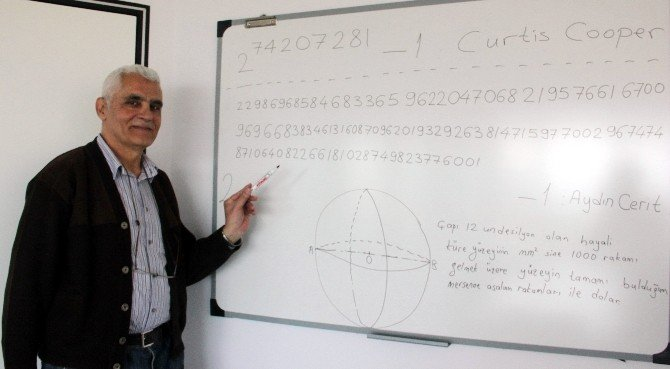 Türk Matematikçi, ABD'li Matematikçi Cooper'a Işık Hızıyla Fark Attı