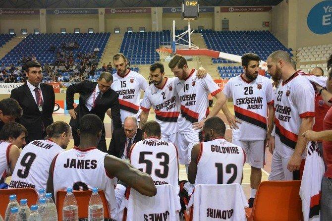 Eskişehir Basket, Gediz Üniversitesi Karşısında Galibiyet Arayacak