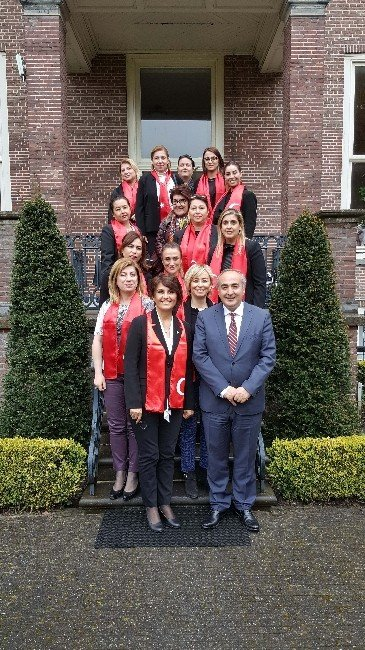 Kadın Girişimciler Kurulunun Hollanda Çıkarması