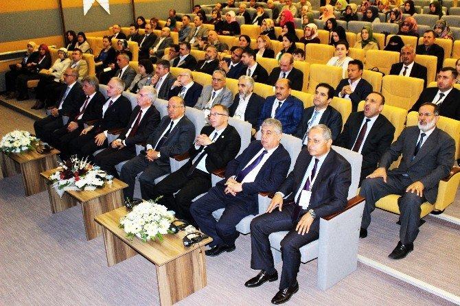 Uluslararası Osmanlıca Sempozyumu Sona Erdi