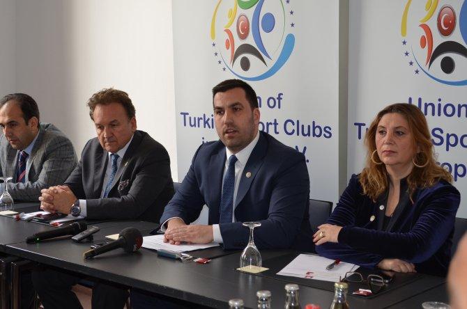 Avrupa'daki Türk sporu için dev adım