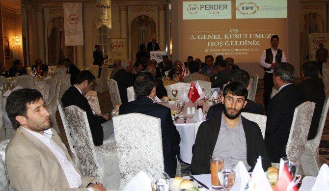 Van Perder 3. Olağan Genel Kurul Toplantısı Yapıldı
