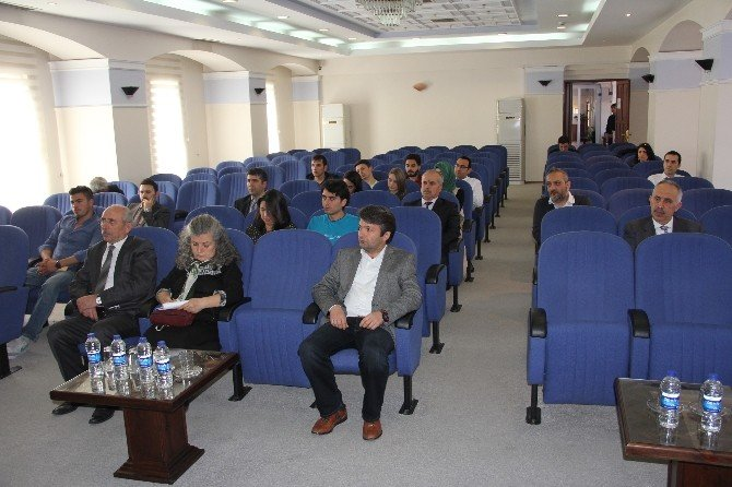 Kastamonu'da Verimlilik Haftası Toplantısı Düzenlendi
