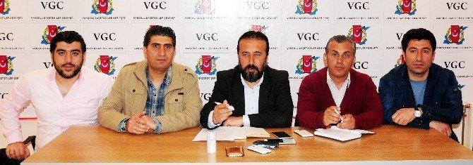 """Vgc'den """"2015 Yılı Gazetecilik Ödülleri"""" Yarışması"""