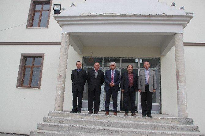 Ilgaz'da Yüksek Okul Sevinci