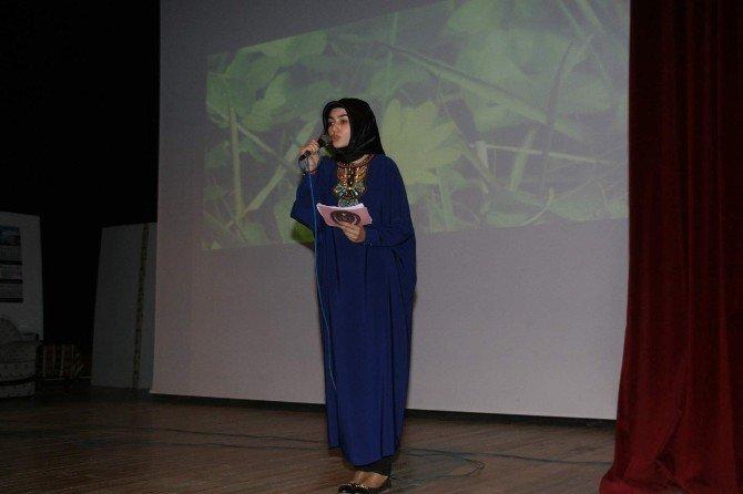 Yerköy Kız İmam Hatip Lisesi'nden Kutlu Doğum Etkinliği