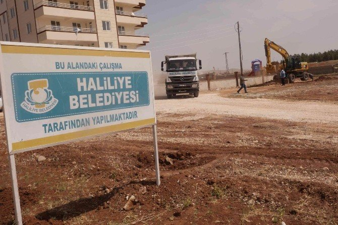 Haliliye Belediyesi, 3 Mahallede 66 Yeni Yol Açtı