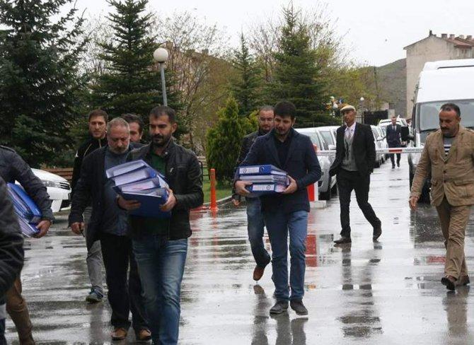 Yozgat'ta 4 kişi tutuklandı