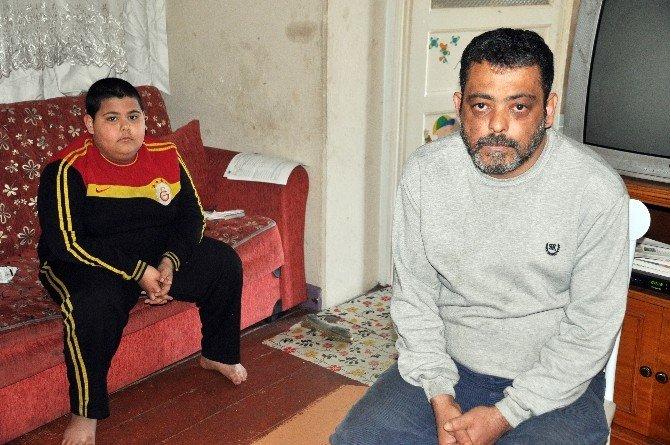 Çocuklarına Bakamayan Koah Hastası Baba Yardım Bekliyor