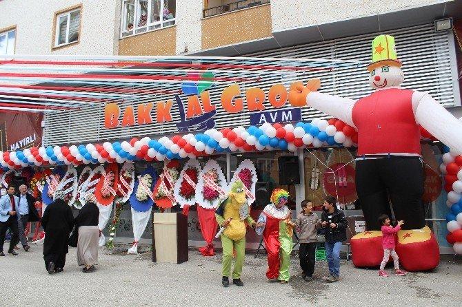Bakkal Gross AVM'nin İkinci Şubesi Açıldı