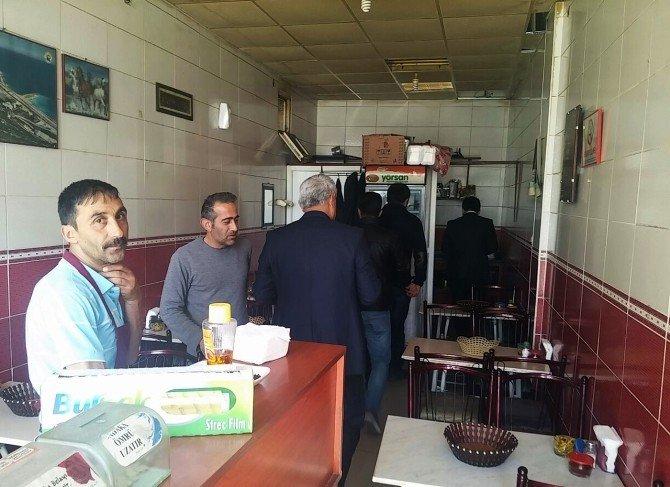 Adilcevaz'da Pastane Ve Lokantalar Denetlendi