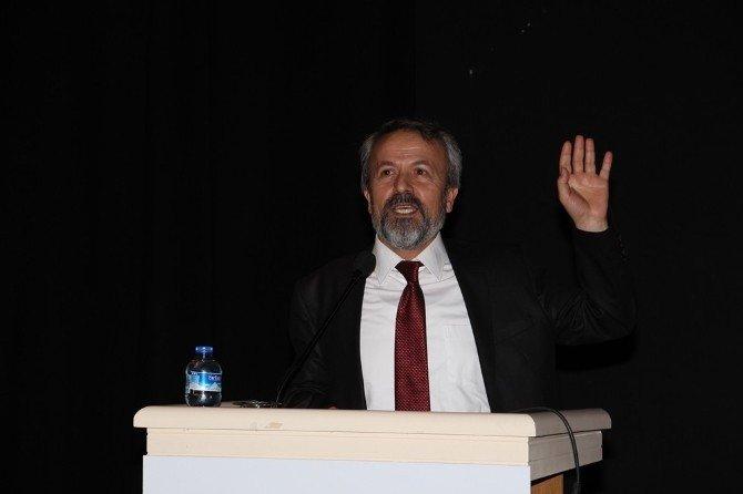 ADÜ'de Uluslararası İktisat Ve Liberal İktisadın Yükselişini Konuşuldu