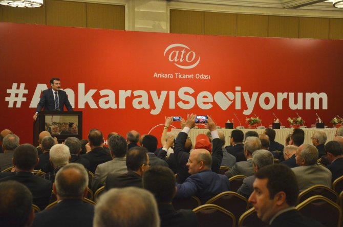 Ankara'da 'Ankara'yı Seviyorum' kampanyası başlıyor