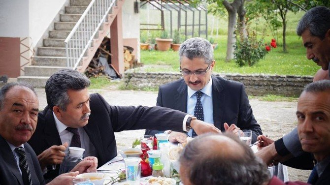 Meteoroloji Bölge Müdürü Asar, Ankara'ya Tayin Oldu