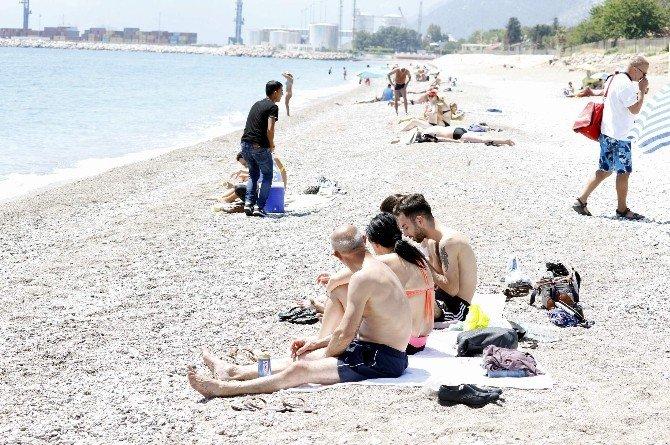 Antalya'da Yaz Havası