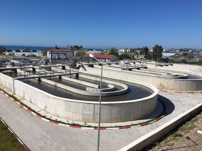 Demre'de Kanalizasyon Çalışmaları