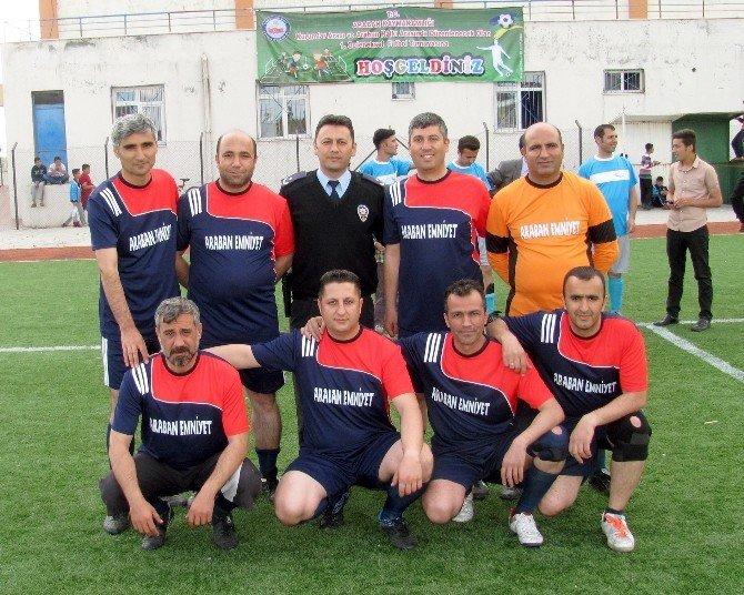 Araban Kaymakamlığı Futbol Turnuvası Düzenledi