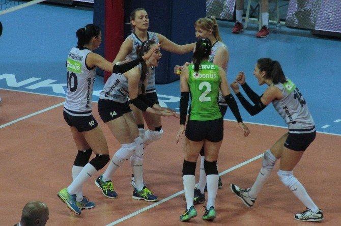 Bayanlar Voleybol 1. Ligi