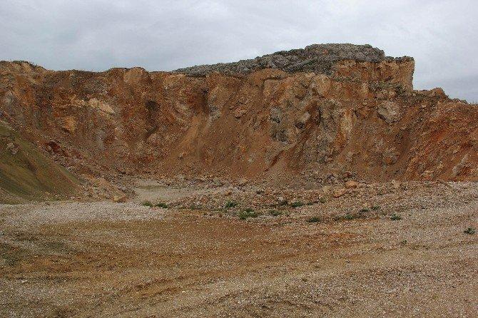 Büyükşehir Belediyesi, Yeni Hafriyat Dökme Alanı Belirledi